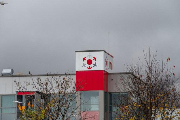 IMI Botevgrad with new illuminated sign