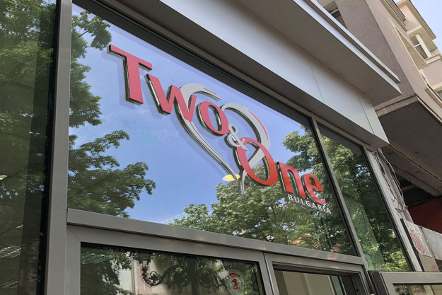 Media Design branded Two & One store