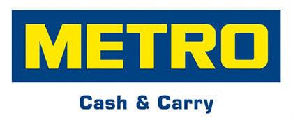 Metro лого