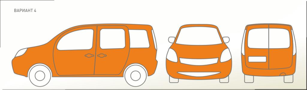 Облепяне на автомобил с рекламни графики от самозалепващо фолио: видове и цени, цялостно брандиране - Брандиране Медия Дизайн