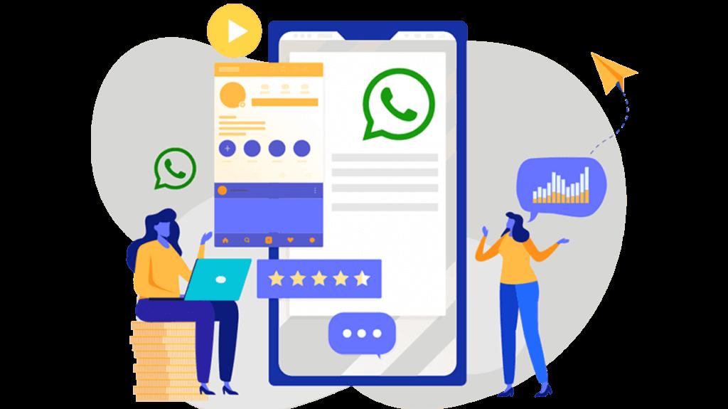 Маркетинг на WhatsAppViber