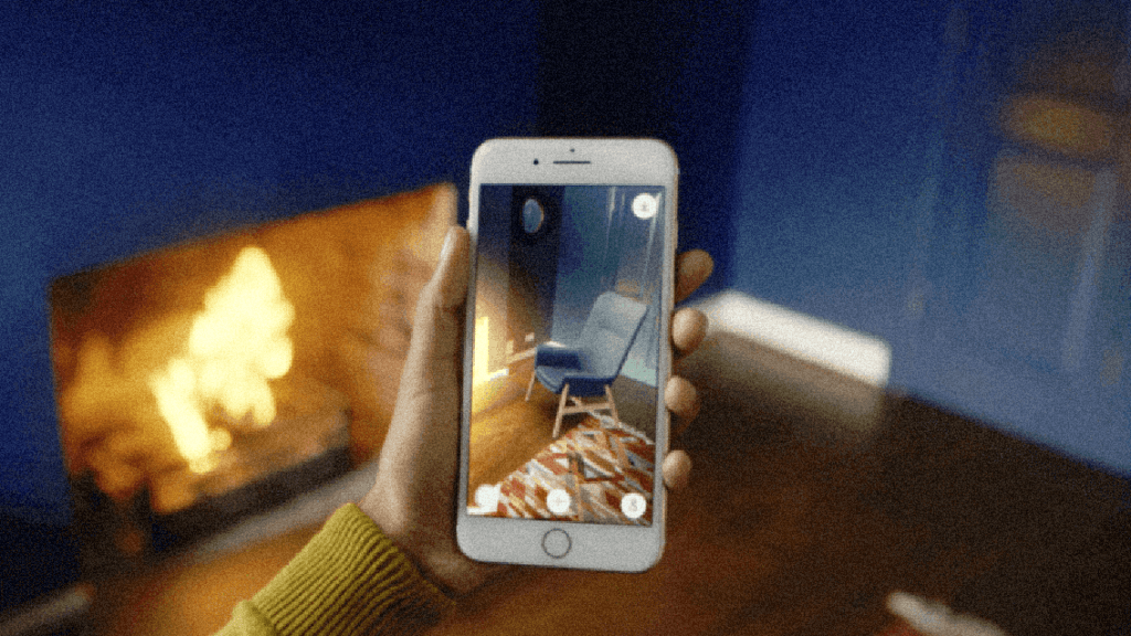 Видове дигитален маркетинг - Разширена реалност AR