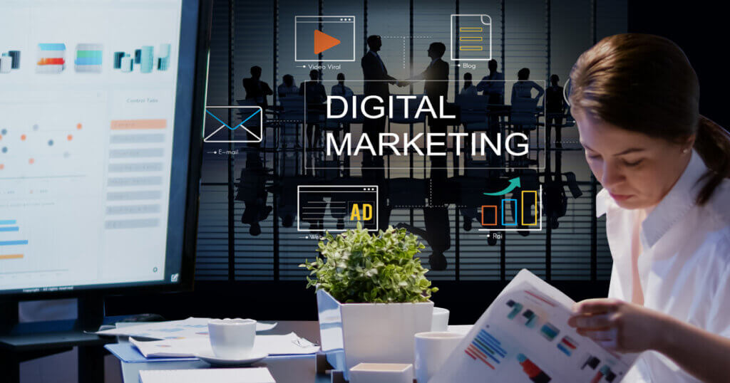 30 Digital marketing trends you must know in 2022