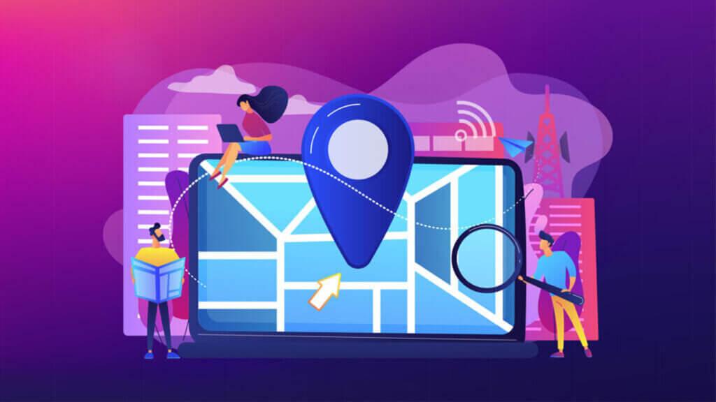 Hyper-local SEO - digital marketing types