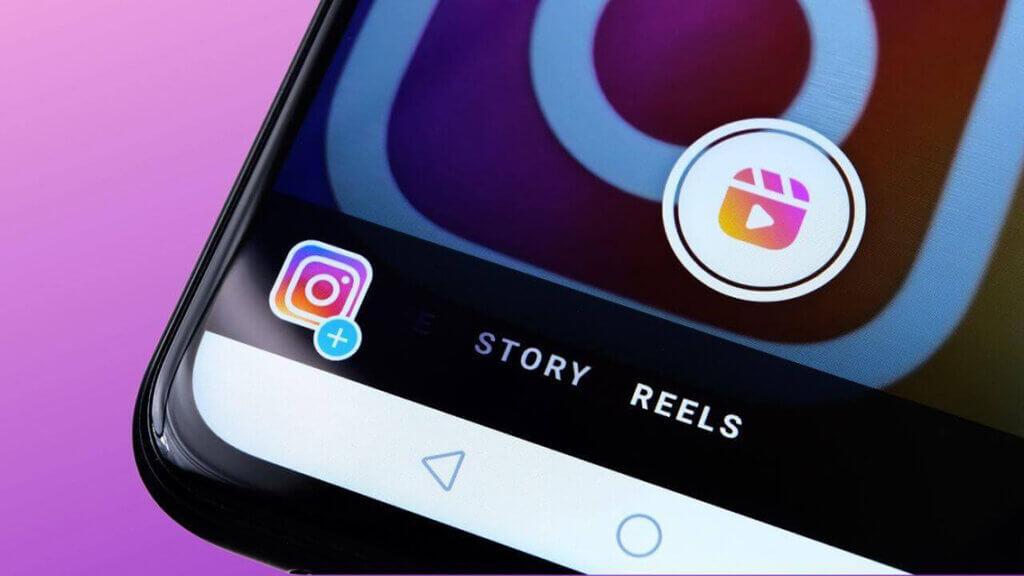 Instagram Reels - digital marketing types